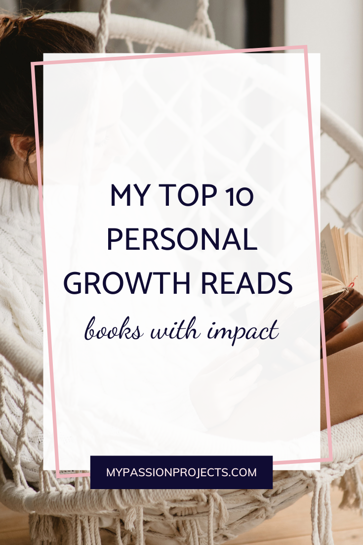 My top 10 favourite personal growth reads