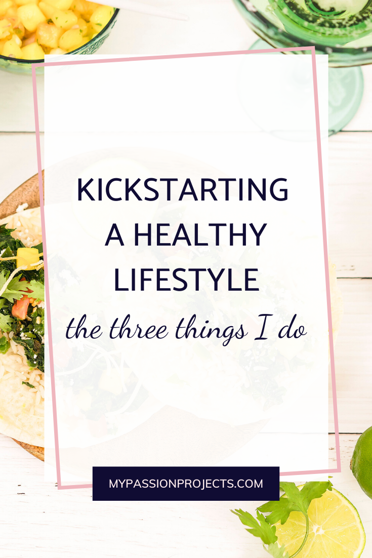 Kickstarting A Healthy Lifestyle